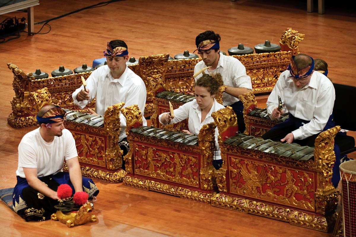 Ensembles  Percussion  College of Music